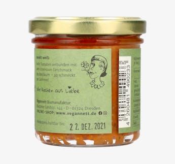 BIO Tomatenaufstrich mit Basilikum