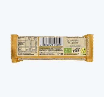 """BIO Riegel mit Kakaobutter und Hanfsamen """"Crunchy Nougat"""""""
