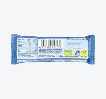"""BIO Riegel mit Hanfsamen und Cornflakes """"Crisp & Crunch"""""""
