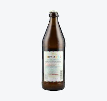 Alkoholfreies Weizen - Mit Ohne