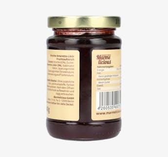 Fruchtaufstrich Kirsche Amaretto
