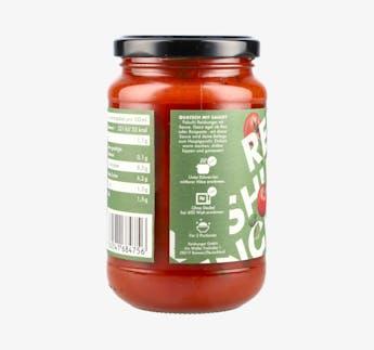 BIO Sauce Tomate-Kräuter
