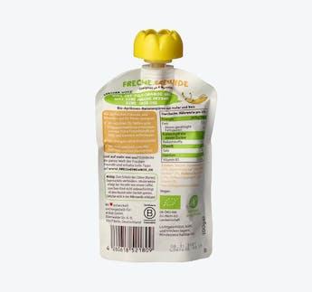 BIO Quetschie Porridge, Aprikose & Banane