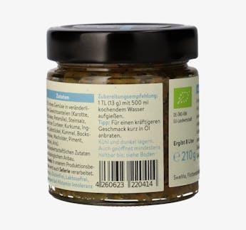 BIO Gemüsebrühe mild