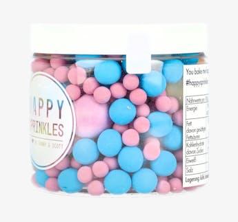 "Schoko-Dragées Happy Sprinkles ""Bubble Gum Choco Crunch"""