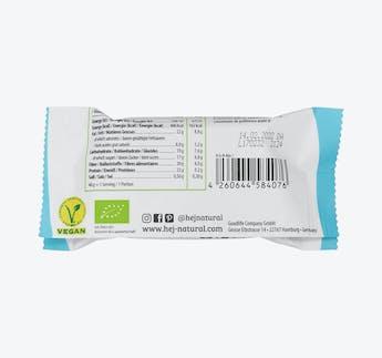 BIO Veganer Proteinriegel mit Mandeln