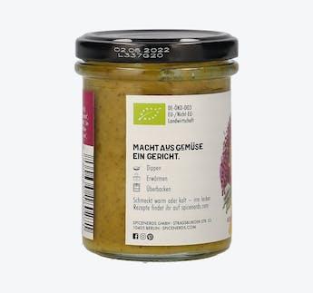 """BIO Sauce für Gemüse mit Kichererbsen und Sultaninen """"Viva Aviv"""""""