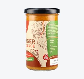 BIO Burger Sauce, vegan
