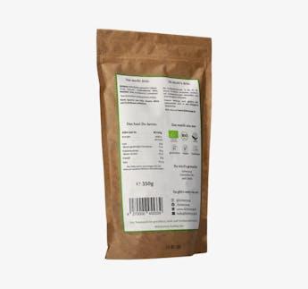 BIO Granola mit Mandel und Cashew