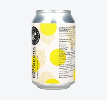 BIO Kombucha mit Zitrone