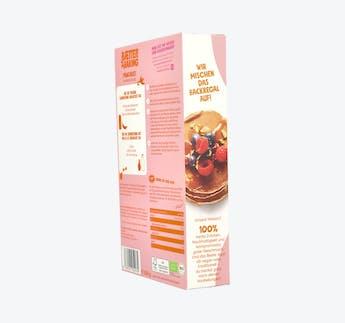 BIO Backmischung für Pancakes, vegan und glutenfrei