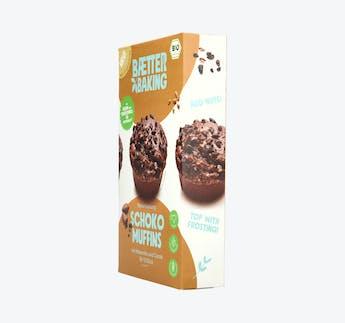 BIO Backmischung Schoko Muffins