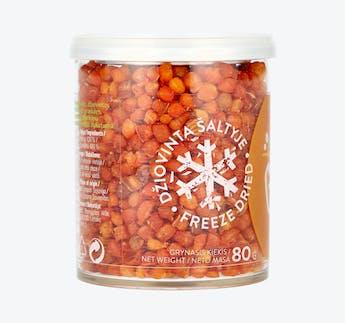 Karotten, gefriergetrocknet