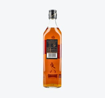 "Blended Scotch Whisky ""Black Label"""