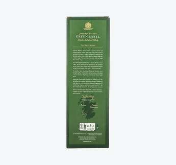 """Blended Scotch Whisky """"Green Label"""""""