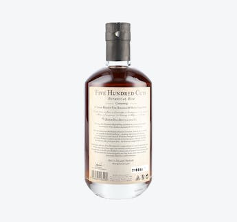 Five Hundred Cuts Spiced Rum