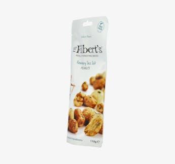 Erdnüsse mit Rosmarin & Meersalz
