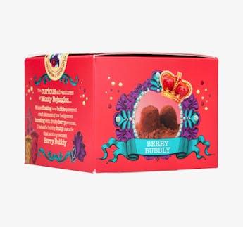 Berry Bubbly Truffles