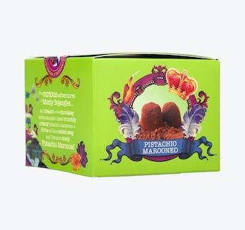 Pistachio Marooned Truffles
