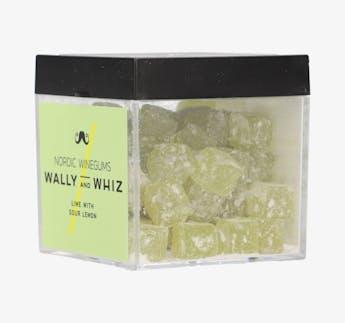 Veganes Fruchtgummi - Limette mit saurer Zitrone