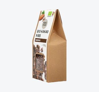 BIO geröstete Kakao Nibs