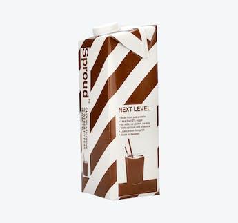 Erbsendrink mit Kakao
