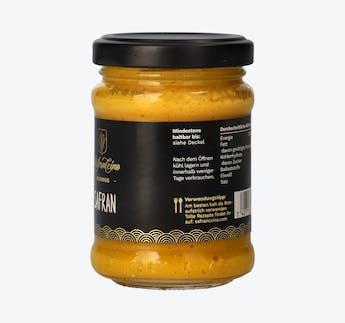 Hummus mit Safran