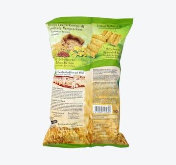 Mehrkorn Snack mit Pfeffer und Limette