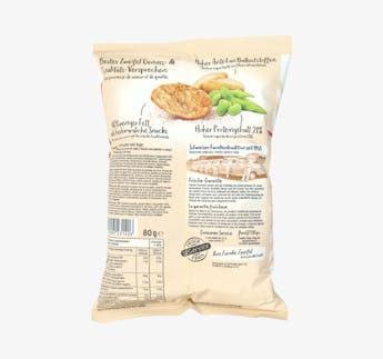 Protein Paprika Snack