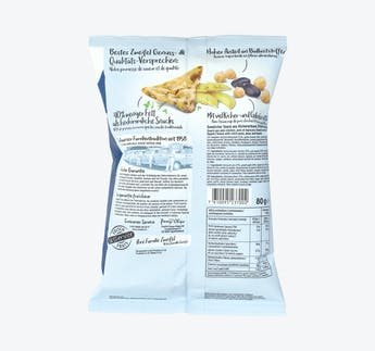 Hummus Creamy Herbs Snack