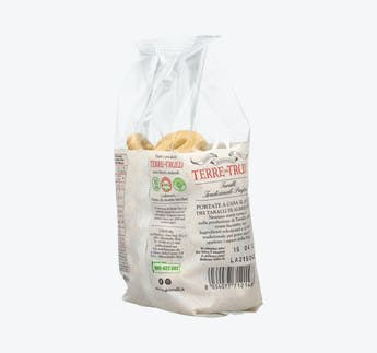 Salzgebäck mit nativem Olivenöl extra