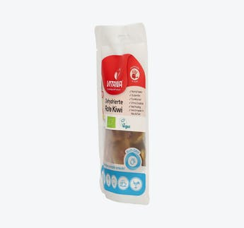 BIO Dehydrierte Rote Kiwi