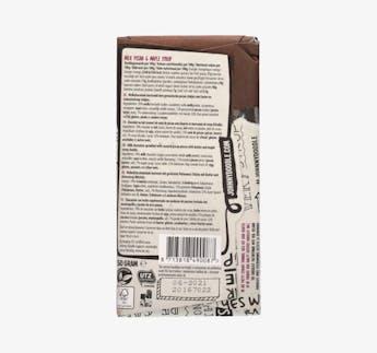 Vollmilchschokolade mit Pekannüssen und Ahornsirup