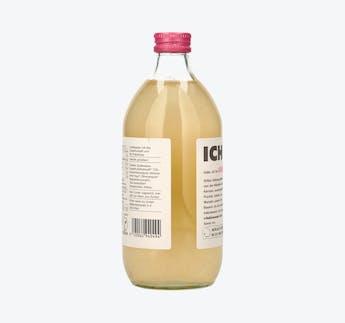 Gebirgsquellwasser mit BIO Grapefruitsaft und BIO Kräutertee