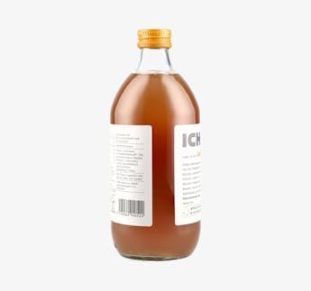 Gebirgsquellwasser mit BIO Granatapfelsaft und BIO Kräutertee