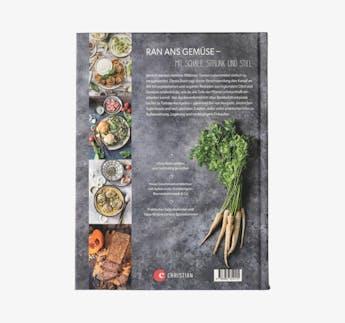 """Kochbuch """"Die ganze Pflanze"""" von Susann Kreihe"""