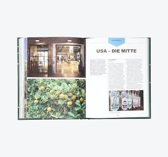 """Buch """"Gin Atlas"""" von Joel Harrison & Neil Ridley"""