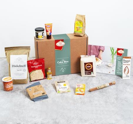 Foodist My Cake Box März 2021 – das ist drin