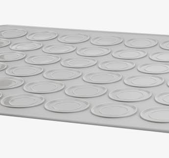 Macarons Backmatte