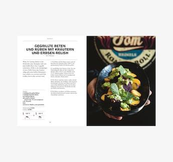 """Kochbuch """"Grillen - das ganze Jahr"""" von Tom Heinzle"""