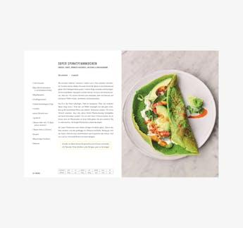 """Kochbuch """"Veggies"""" von Jamie Oliver"""