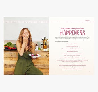 "Kochbuch ""Eat Love Happiness"" von Sofia Tsakiridou"