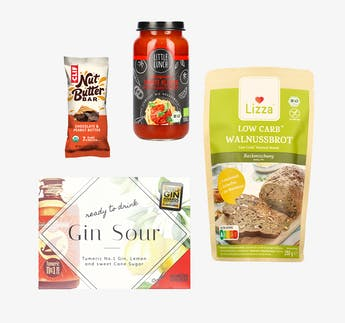 Foodie Box #6 Sommer Edition