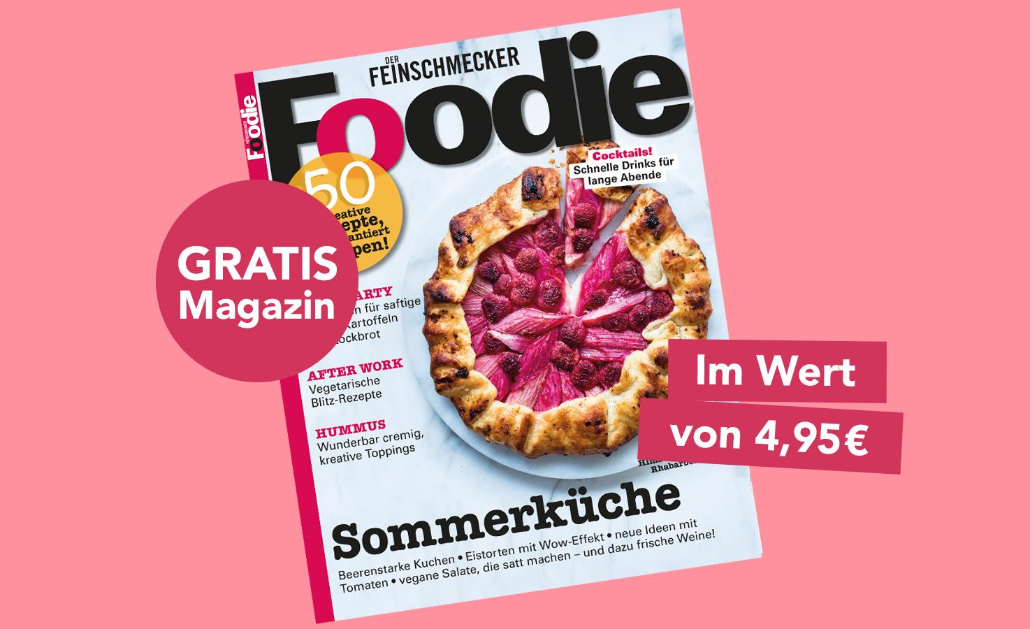 Foodie Magazin