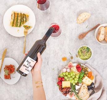"""Foodist Rotwein, Cuvée """"Just f*ckin' good wine"""""""