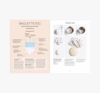 """Backbuch """"Die hohe Kunst des Backens"""" von Rodolphe Landemaine"""