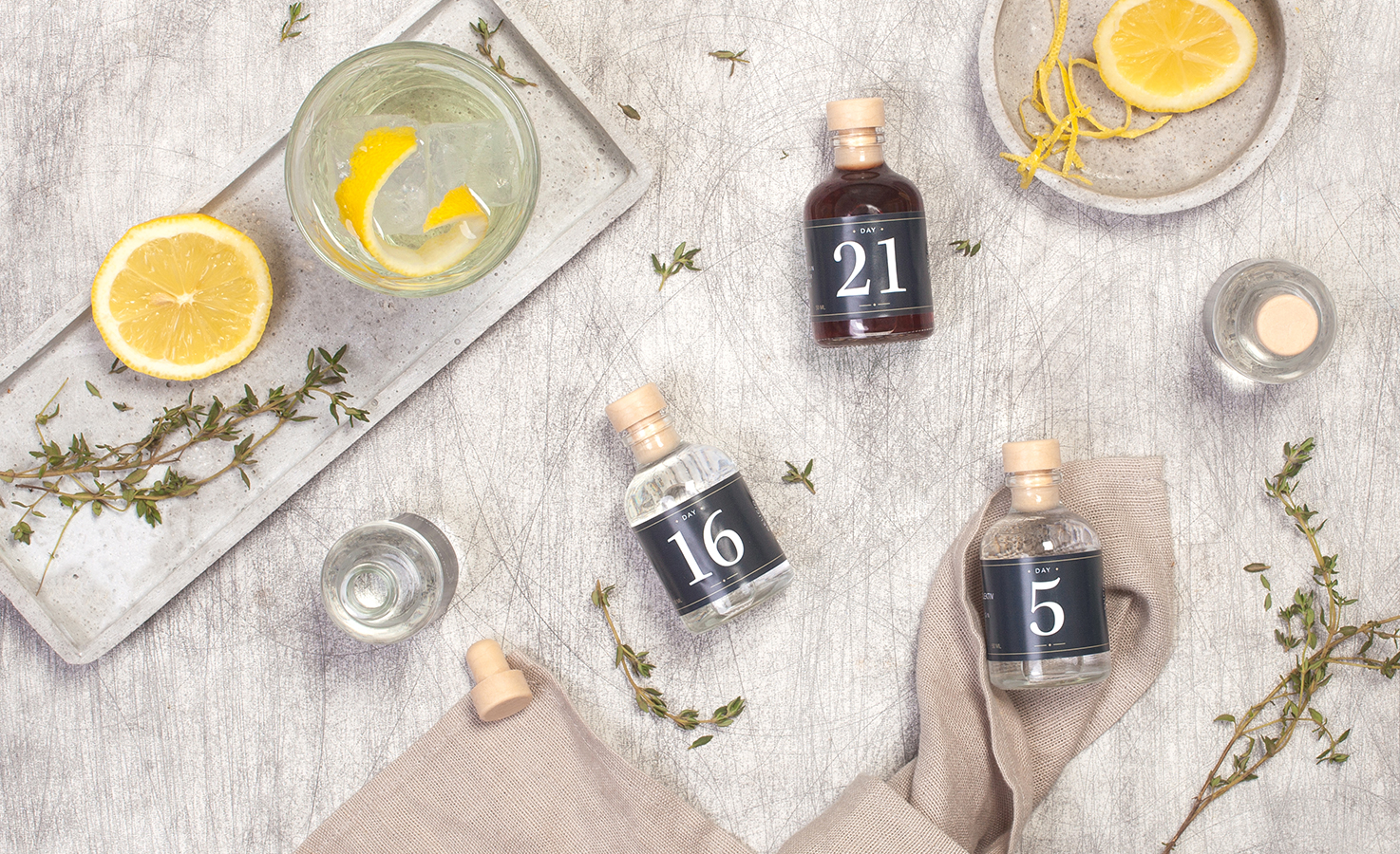 Foodist Weihnachtskalender.Gin Adventskalender 2019