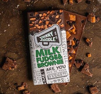Milk Fudge & Brownie Schokolade