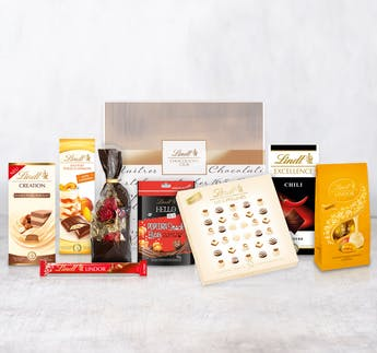 Frühlingsgefühle Schokoladen Box