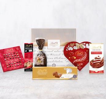 Herzensfreude Schokoladen Box